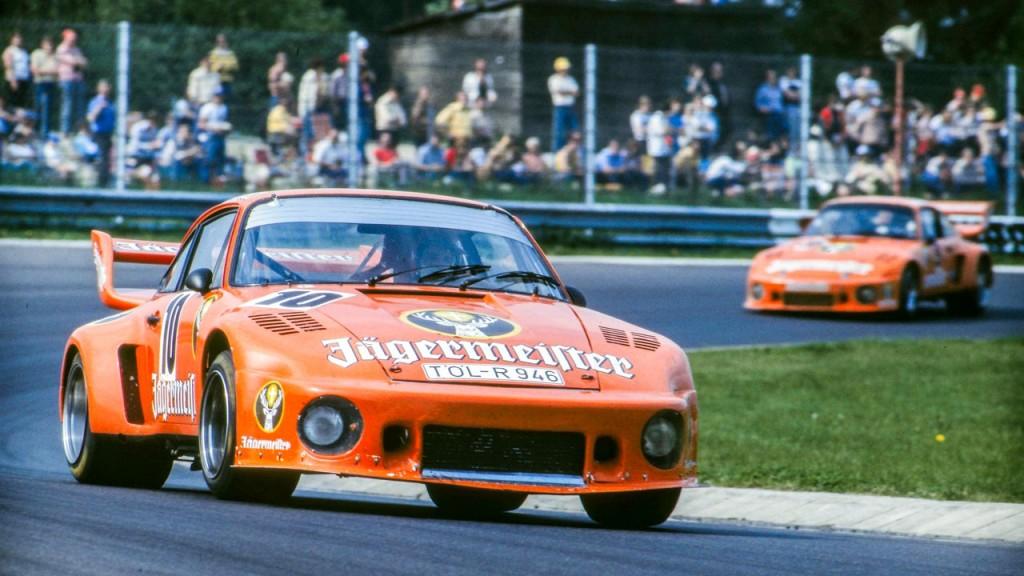 1978 Fischhaber Porsche RSR Gruppe5