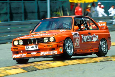 BMW M3 in Singen